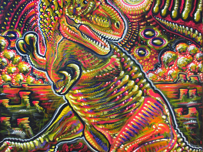 End of the World Party (Tyrannosaurus rex) main photo