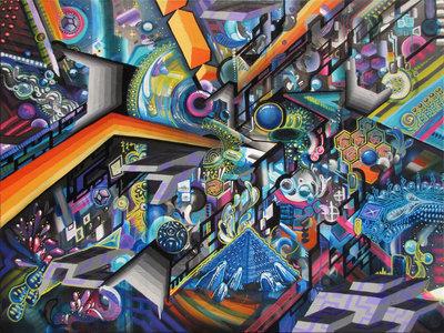Paint Jam #1 Collaboration main photo