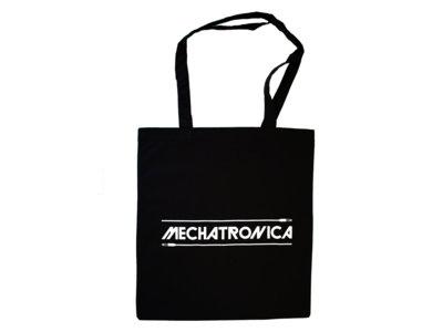 Mechatronica Logo Tote Bag (Black) main photo