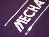 Mechatronica Logo Tote Bag (Violet) photo