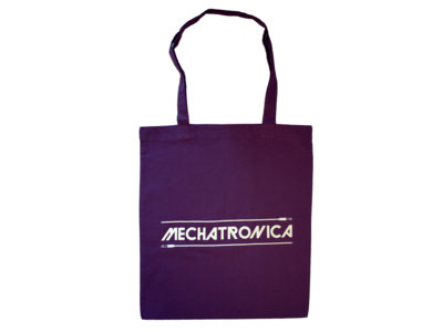 Mechatronica Logo Tote Bag (Violet) main photo