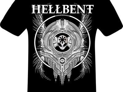 "HellBent ""Alien Metal"" T Shirt - 2016 main photo"
