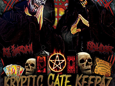 Kryptic Gate Keepaz - Magickal Poster main photo