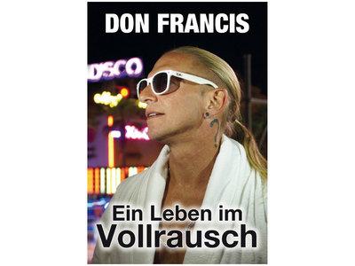 Don Francis - Ein Leben im Vollrausch (Buch) main photo