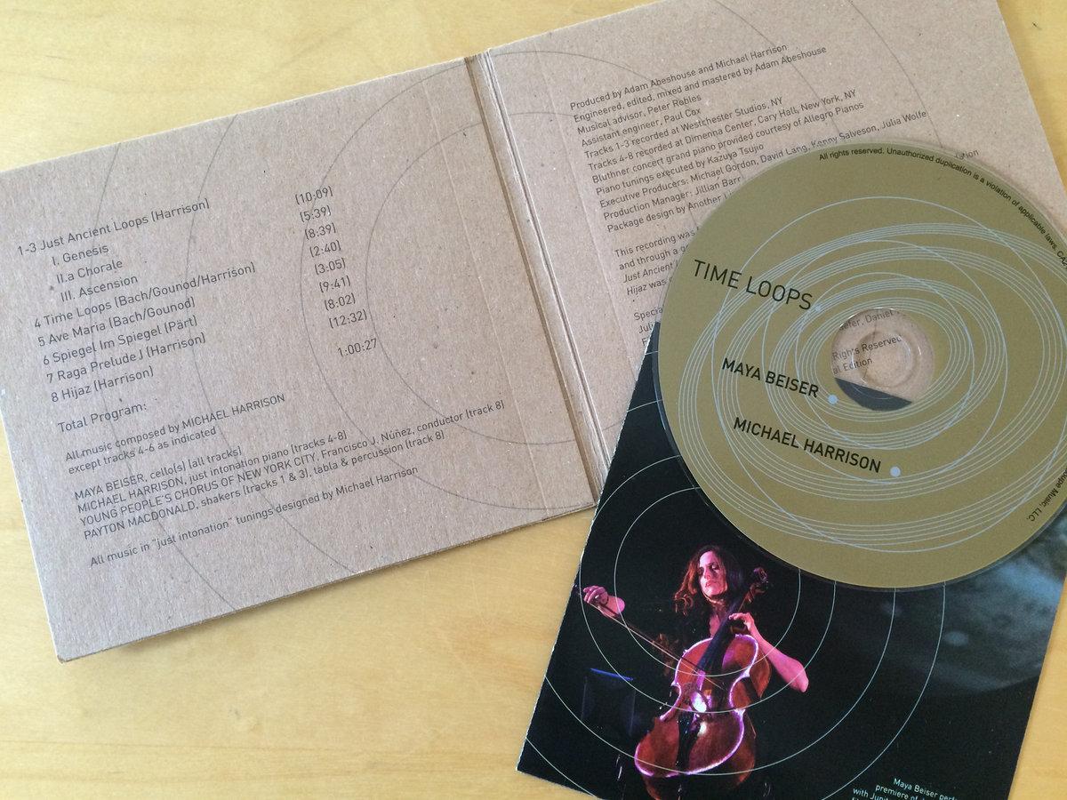 Time Loops   Cantaloupe Music