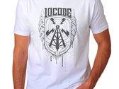 Transmitter t-shirt (white) photo