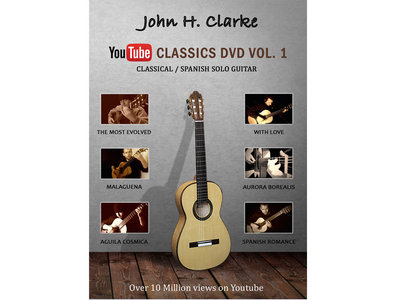 John H Clarke's Youtube Classics Vol 1 main photo