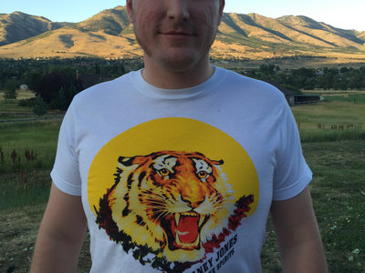Tiger Design T-shirt main photo