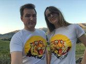 Tiger Design T-shirt photo