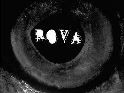 """Rova T Shirt """"Four Decades of Eye Music for Ears"""" main photo"""