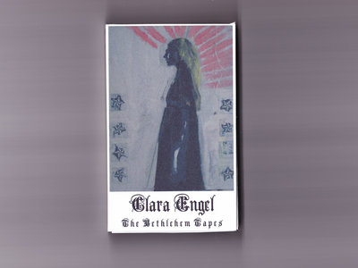 AMOK083 - Clara Engel - The Bethlehem Tapes CASSETTE main photo