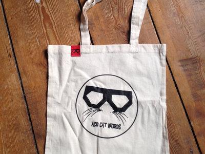 Acid Cat Records - Bag (White) main photo