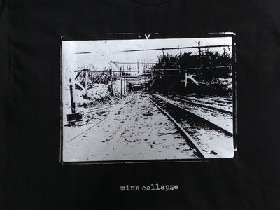 Mine Collapse T-Shirt Free Shipping in the U.S.! main photo