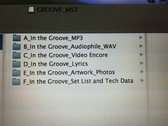 "Access All: Music, Video & Data with ""In The Groove"" album photo"
