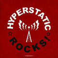 Hyperstatic image