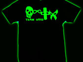 TEAM VOID GEAR GLowNDark TShirt photo