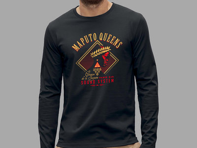 "Etienne de la Sayette ""Maputo Queens"" - Limited edition long sleeves T-shirt main photo"