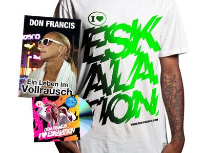 Eskalations-Set 2 (Buch+Shirt+CD) main photo