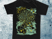 Overgrown Eden Song Title Tee photo