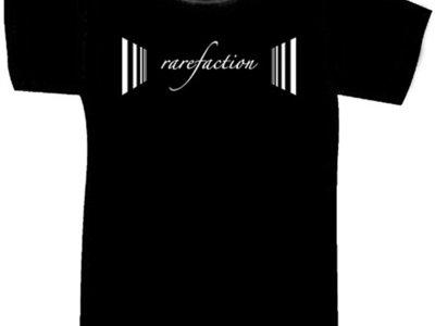 Rarefaction logo T-shirt main photo