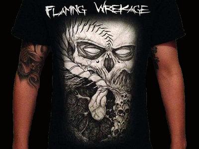 Wrekage Skull Shirt main photo