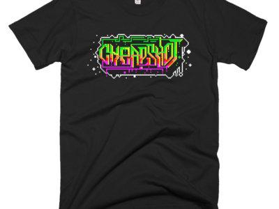 Cheapshot logo tee + digital download main photo
