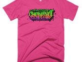 Cheapshot logo tee + digital download photo