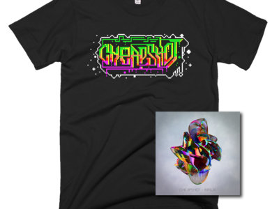 Cheapshot tee + CD bundle main photo