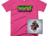 Cheapshot tee + CD bundle photo
