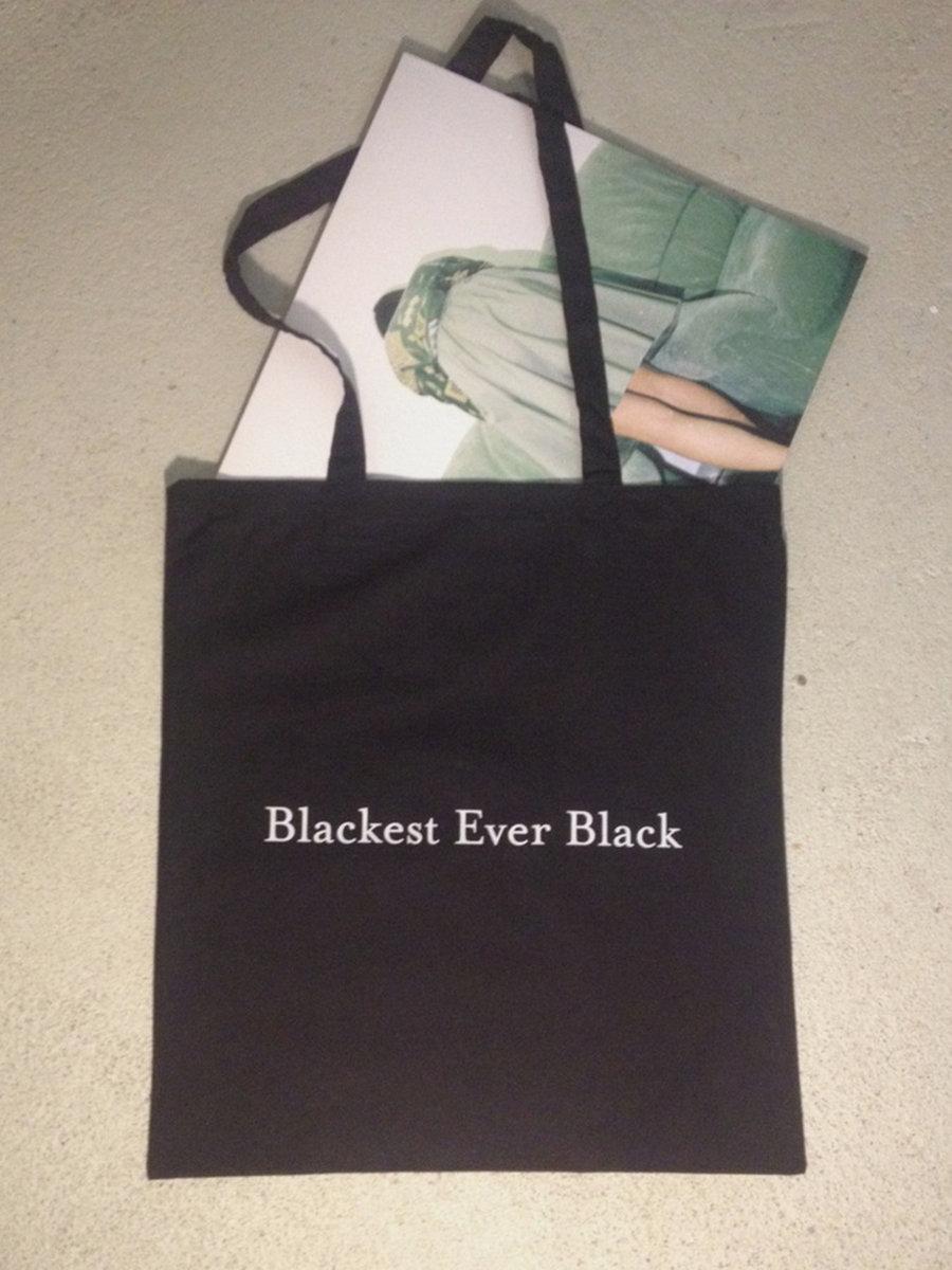 Blackest Ever Bag   Blackest Ever Black