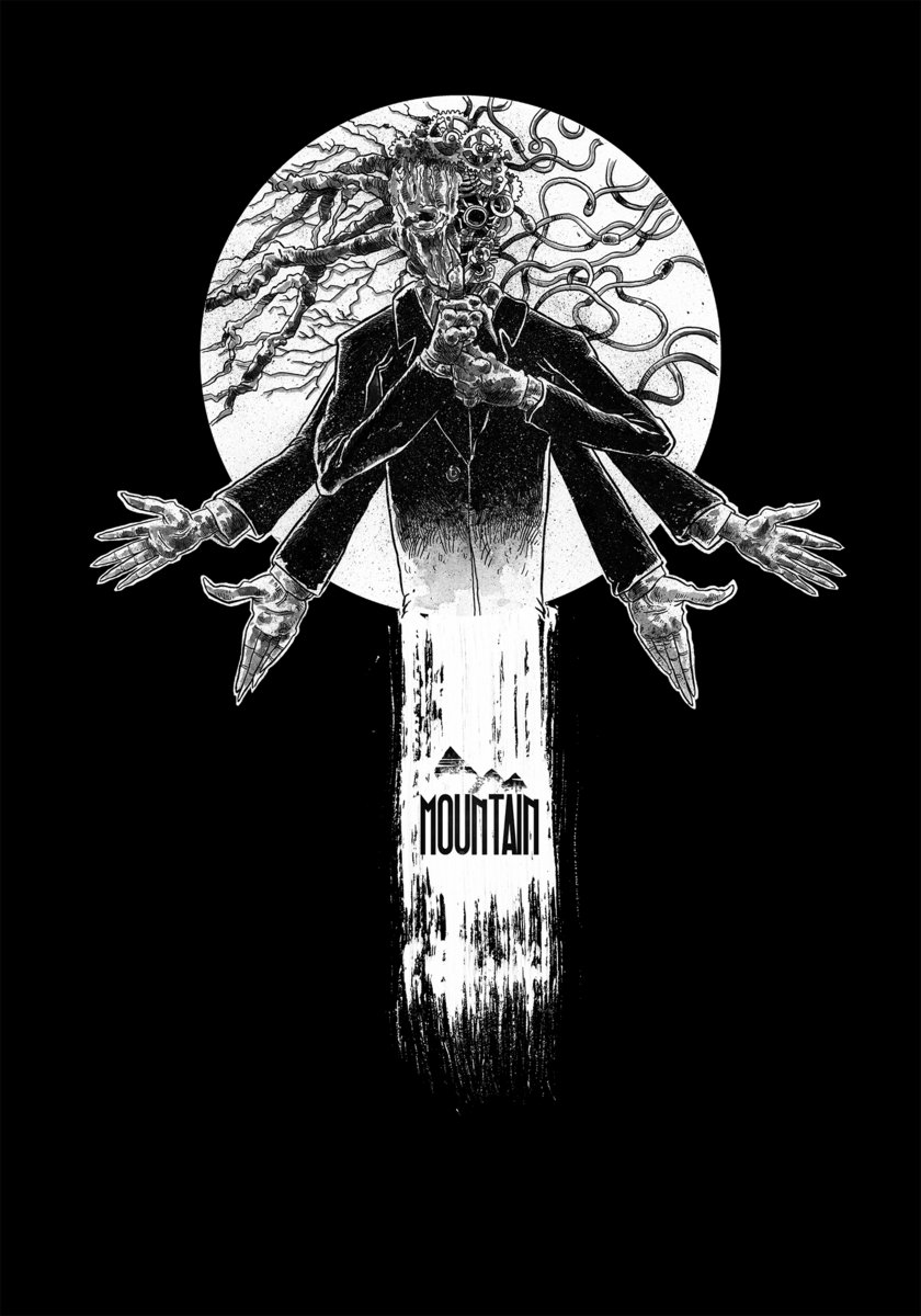 Design t shirt art - Dystopian Man Design By Spanish Artist Andi Stillakid Rensen Aguion Printed On A Gildan Heavy Cotton Shirt The Heavy Cotton Shirts Feature A Premium