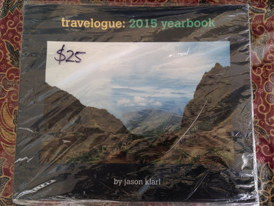 Travelogue Photo Yearbook | Softcover Edition main photo