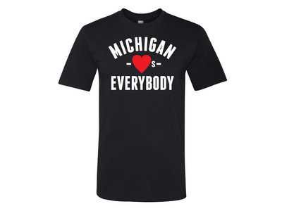 """Michigan Love"" T-Shirt + Exclusive Song Download of ""Be You"" main photo"