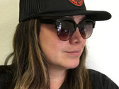 The Vandals Patch Trucker Hat w/FREE T Shirt photo