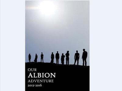 OUR ALBION ADVENTURE Souvenir Brochure main photo