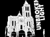 Unbroken Light Cathedral Sticker photo