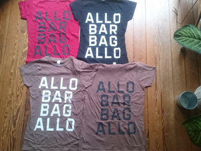 Tee-shirt ALLOBARBAGALLO (LADIES) main photo