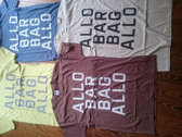Tee-shirt ALLO BARBAGALLO (MEN) photo