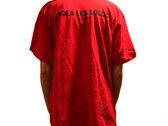T-shirt Homme Rouge - Hola Les Lolos photo