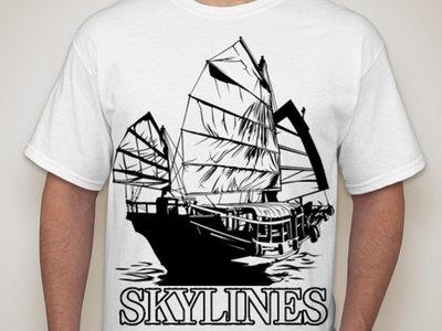 Skylines Ship Design T-Shirt main photo