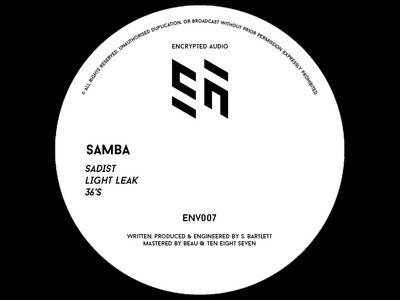 "ENV007 - Samba 12"" main photo"