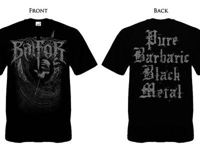 BALFOR - Pure Barbaric Black Metal T-Shirt main photo