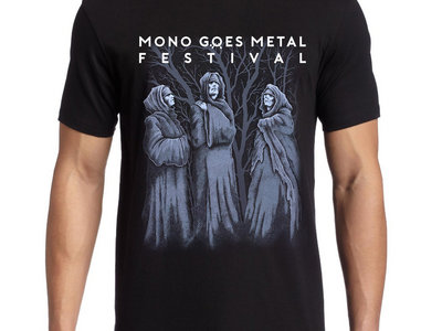"MONO GOES METAL ""Three Witches"" main photo"