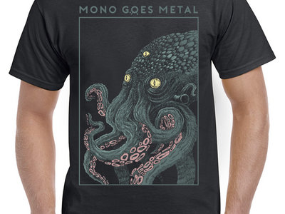 "MONO GOES METAL ""Octopus"" (NEW) main photo"