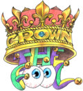 Crown The Fool image