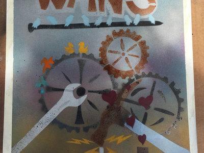 The Wans - Hand-Printed by Bob Morley main photo