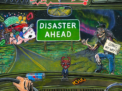"""DISASTER AHEAD"" main photo"