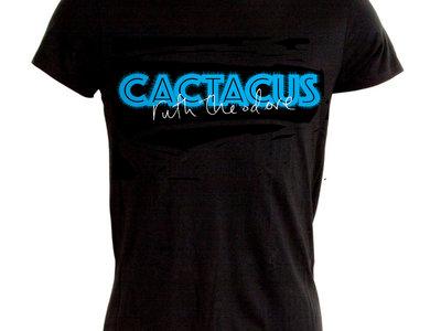 'Cactacus' Title T-Shirt main photo