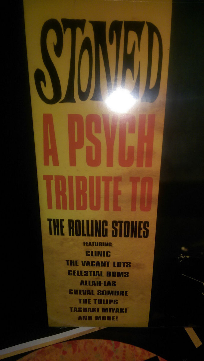 Stoned – A Psych Tribute To The Rolling Stones | Purple Pyramid