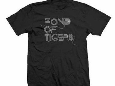 Tape scroll logo T-shirt main photo